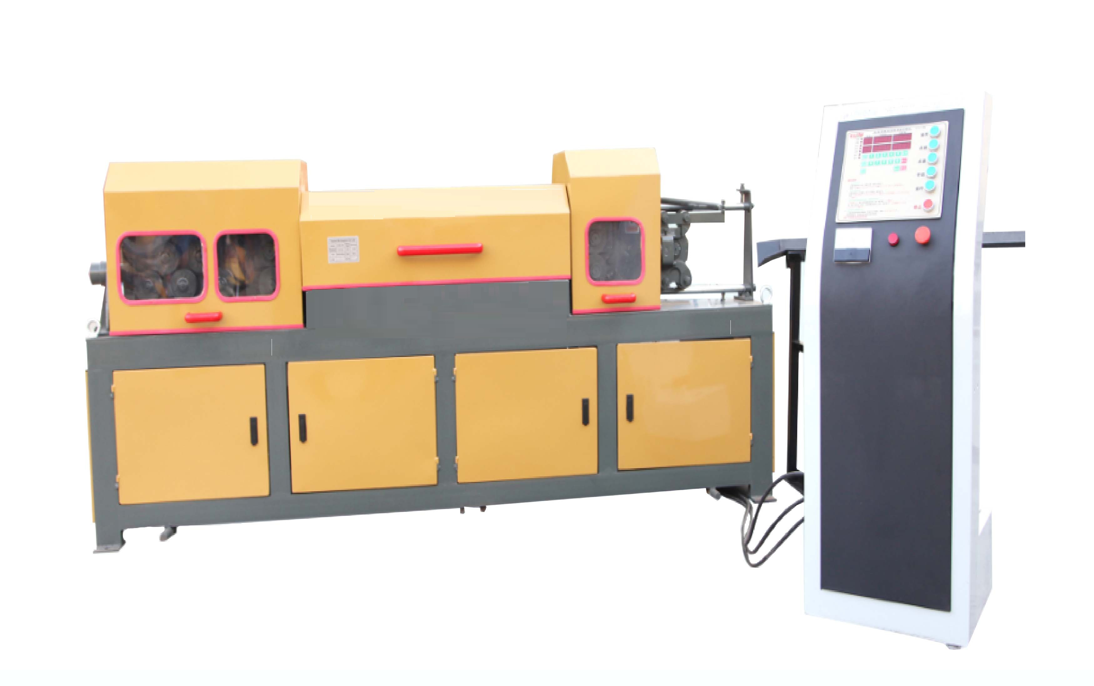 Automatic Coiled Wire Straightened And Cutter GTQ5-12B
