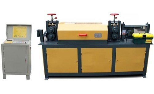 Automatic Coiled Wire Straightened And Cutter VRN 4SCT-8B