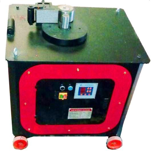 Digital Bar Bending Machine GW28D