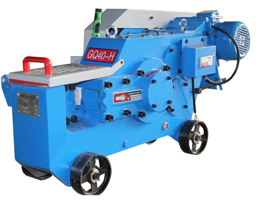 Heavy Bar Cutting Machine GQ40H